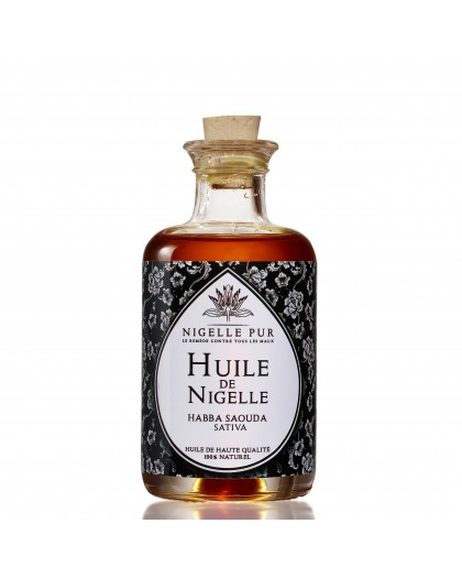 Huile de Nigelle 100 ml