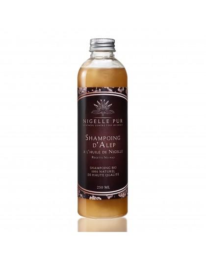 Shampoing Bio à l'huile de Nigelle