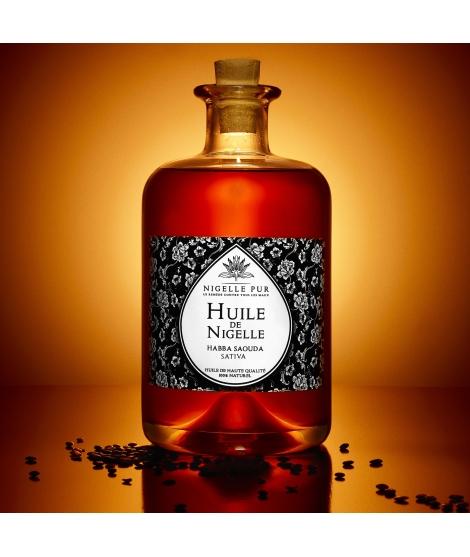 Huile de Nigelle 500 ml
